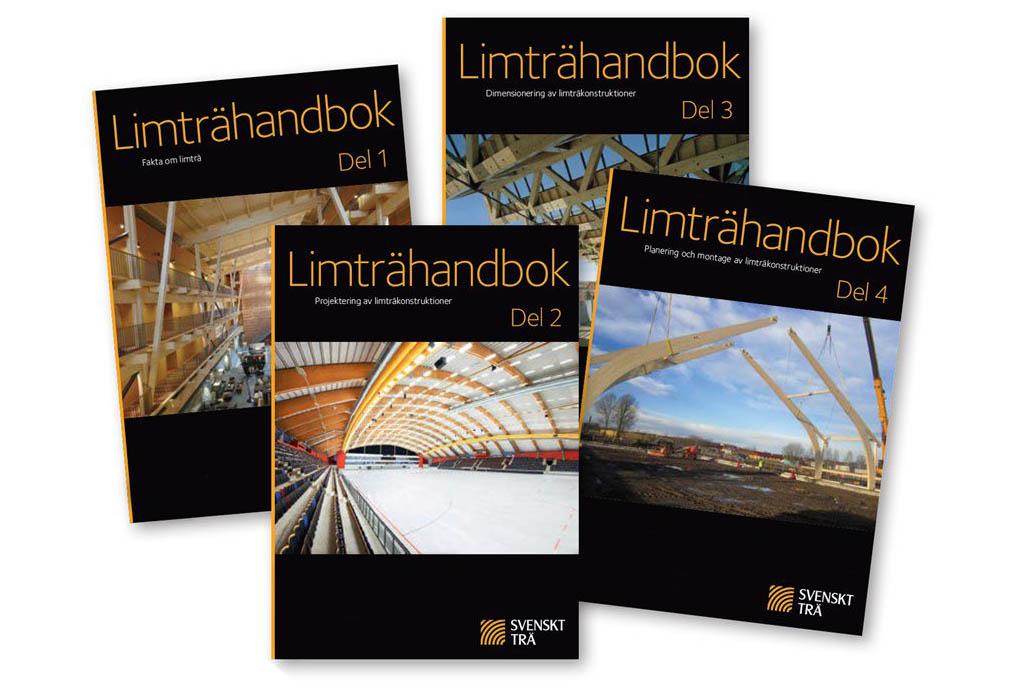 Limträhandbok Del 1-4