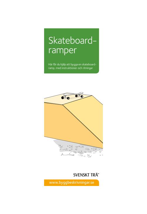 Skateboardramper